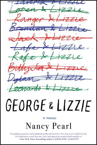 Book cover: George and Lizzie by Nancy Pearl