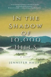 Book cover: In the Shadow of 10,000 Hills