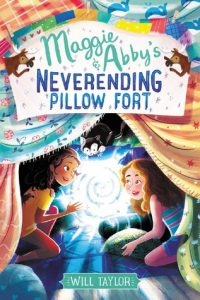 Book Cover: Maggie & Abby's Neverending Pillowfort